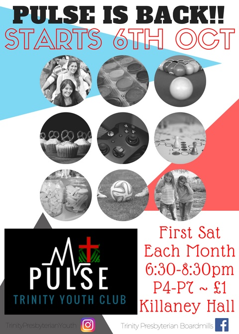 Pulse is Back Poster