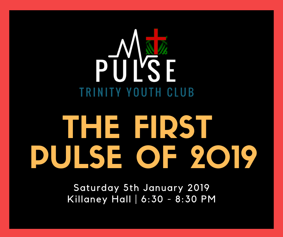 THE FIRST PULSE OF 2019